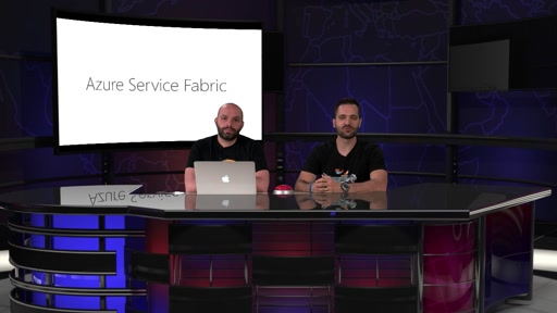 #TecHeroes - Service Fabric