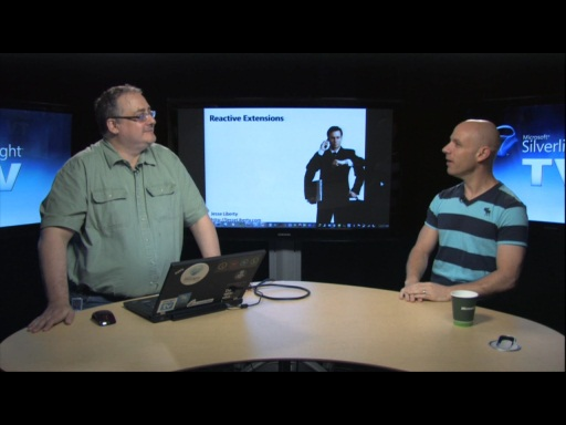 Silverlight TV 80: Reactive Extensions