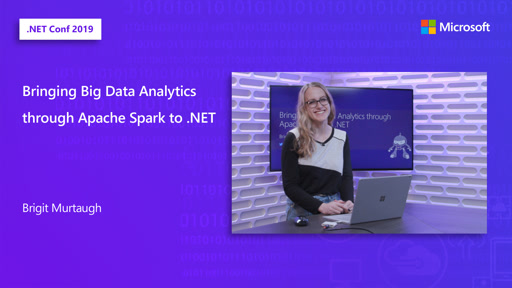 Bringing Big Data Analytics through Apache Spark to .NET