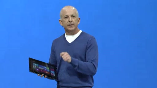 On-Demand Keynote: Microsoft Surface Event