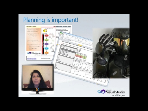 Visual Studio ALM Rangers Planning Guide - Introduction