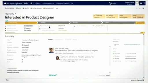 (Part 4) To the Cloud! Keeping track of customers with Microsoft Dynamics CRM