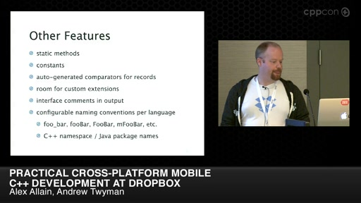 Practical Cross-Platform Mobile C++ Development at Dropbox