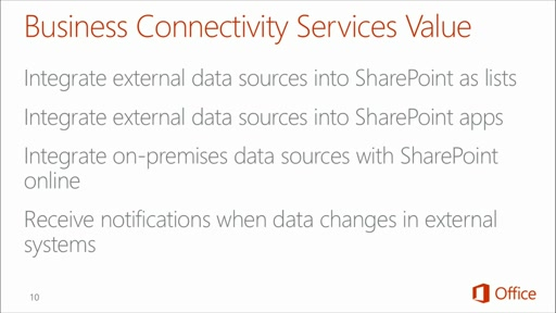 Deep Dive Building Blocks and Services of SharePoint: (07) Deep Dive into Business Connectivity Services in Office 365