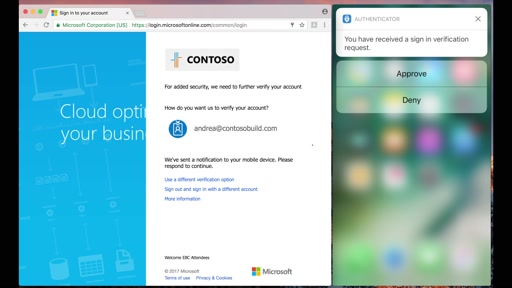 2. How to set up Microsoft Authenticator for Multi-Factor Authentication in Azure Active Directory (2/2)