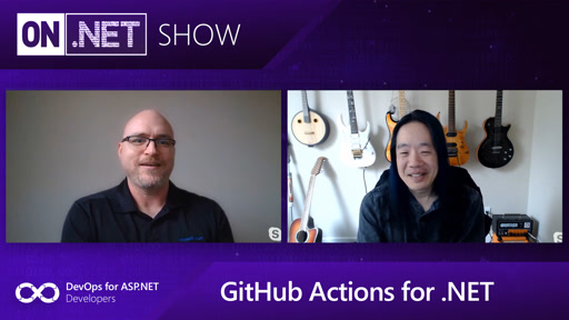 DevOps for ASP.NET Developers: GitHub Actions
