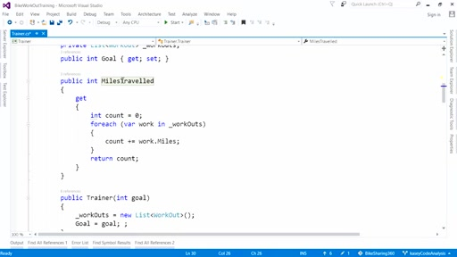 Visual Studio 2017: .NET Code Analysis Improvement