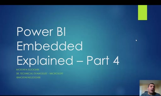 Power BI Embedded Explained - Part 4