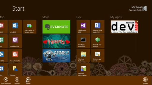 Microsoft DevRadio: Developing for Windows 8 in 1/2 the Time (Part 7) How to Brand your App