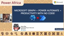 Microsoft Graph + Power Automate = Productivity with No Code!
