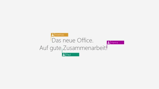 Office 2016 Moderne Attachments