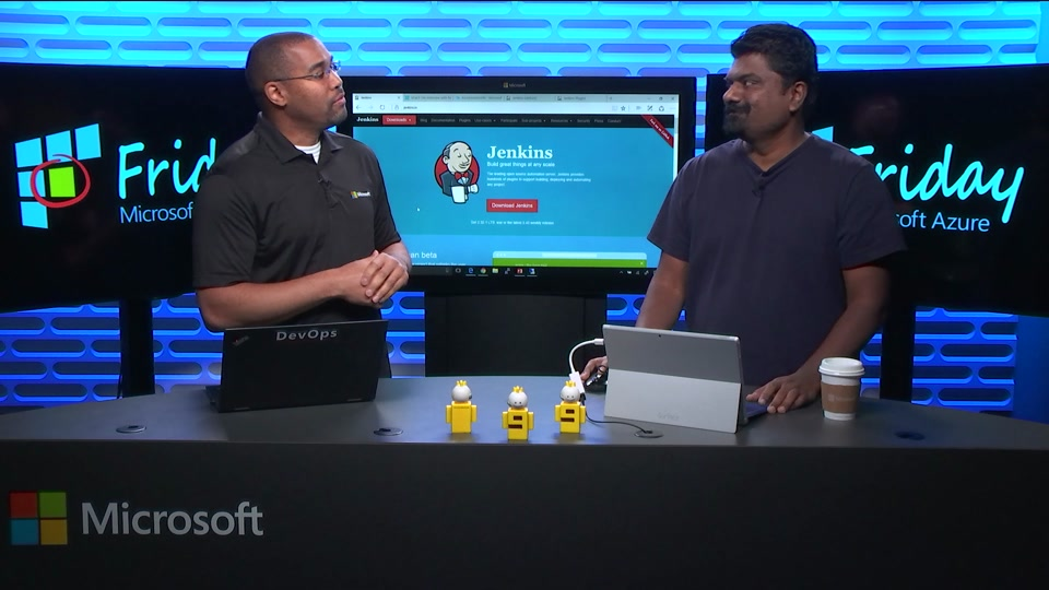 Host Jenkins on Azure