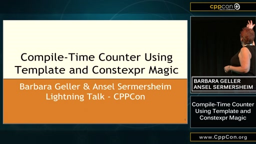 Compile-Time Counter Using Template & Constexpr Magic