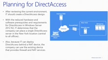 (Part 1) Microsoft DirectAccess vs. VPN: Why DirectAccess is the new VPN