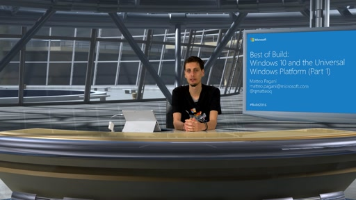 Windows 10 e Universal Windows Platform (Parte1)