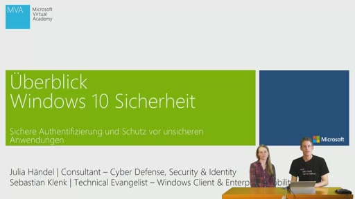 01| Das Fundament: IT-Sicherheit