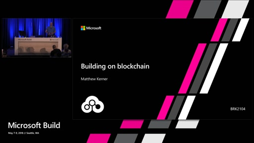 Azure Blockchain – Create and deploy multi-party applications with Workbench