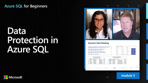Data Protection in Azure SQL (26 of 61)