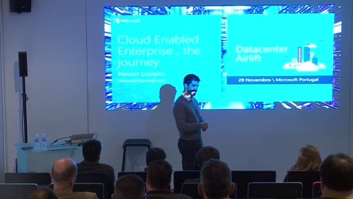 Cloud Enable Enterprise, a journey to cloud
