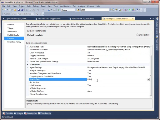 Visual Studio ALM Rangers Build Customization Guidance - Build and Deploy 4: Manual Deploy to Quality Assurance