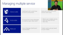 Windows Server 2012 R2 Server Management and Automation: (04) Multiserver Management