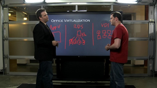 The new Office: Managing Office in Virtualized Environments