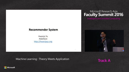 Machine Learning: Theory Meets Application