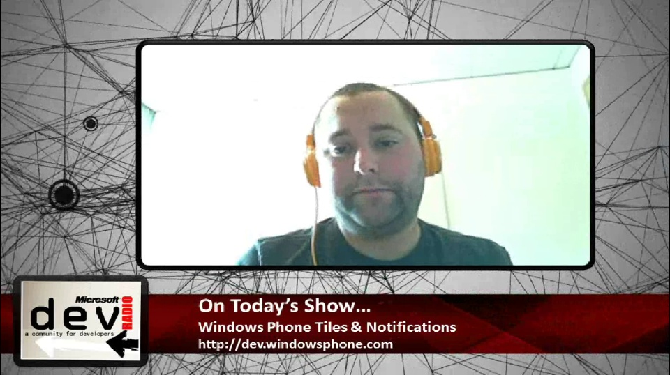 Microsoft DevRadio: An Inside Look at Windows Phone Tiles & Notifications