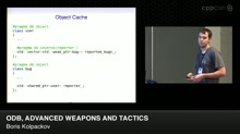 ODB, Advanced Weapons and Tactics