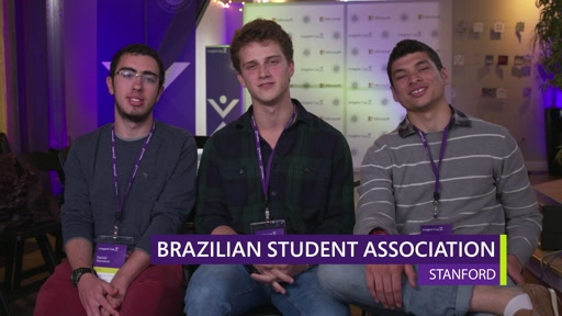 Brazilian Student Association - 2017 US Meet the Teams