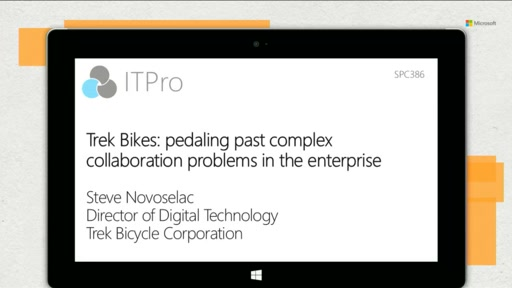 Trek Bikes: pedaling past complex collaboration problems in the enterprise