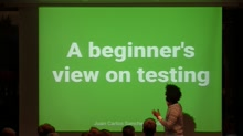 JavaScript Lab Meetup: A beginner's view on testing