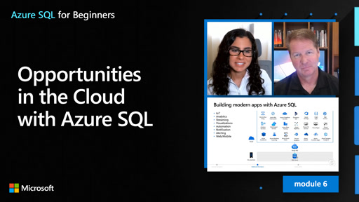 Opportunities in the Cloud with Azure SQL (60 of 61)