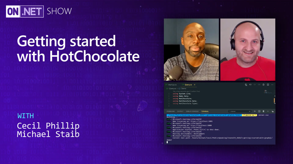 Getting started with GraphQL and HotChocolate