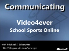 Video4Ever - School Sports Online