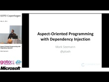 CPH Aspect-Oriented Programming with Dependency Injection