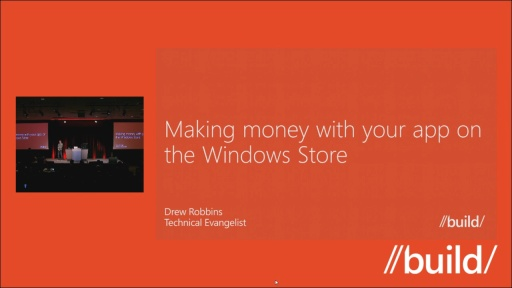 Making money with your app on the Windows Store