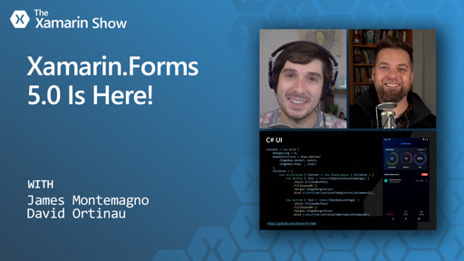 Xamarin.Forms 5 Is Here!