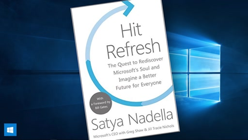 Satya Nadella book, Excel Auto Save, and more!