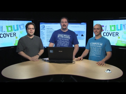 Episode 57 - Windows Azure Page Blobs with Brent Stineman