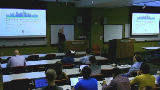 Message Analyzer Redmond Interoperability Protocols Plugfest 2014