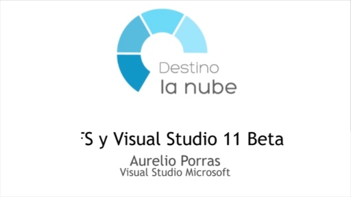 Destino la nube. Visual Studio 11 Beta