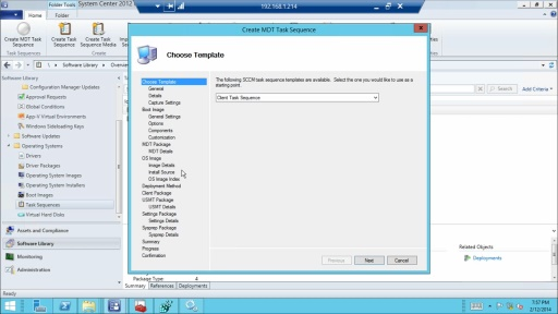 Windows 8.1 Deployment: (04) Deploying Windows 8.1 with System Center 2012 R2 Configuration Manager