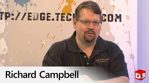 Change is a Developer's Opportunity with Richard Campbell