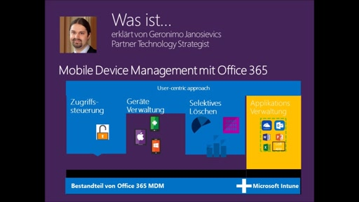 Was ist Office 365 Mobile Device Management