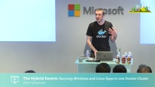 The Hybrid Swarm: Running Windows and Linux Apps in one Docker Cluster