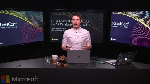 iOS & Android Development for the C# Developer with Xamarin
