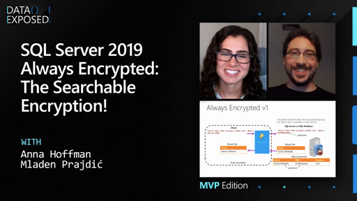 SQL Server 2019 Always Encrypted: The Searchable Encryption!