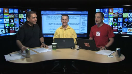 Inside Windows Phone #22 - Background Agents with Peter Torr