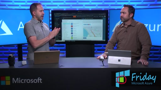 Azure Location Based Services